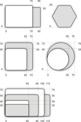 80.5.3. Reklám hűtőmágnes (55x55mm nyolcszög)