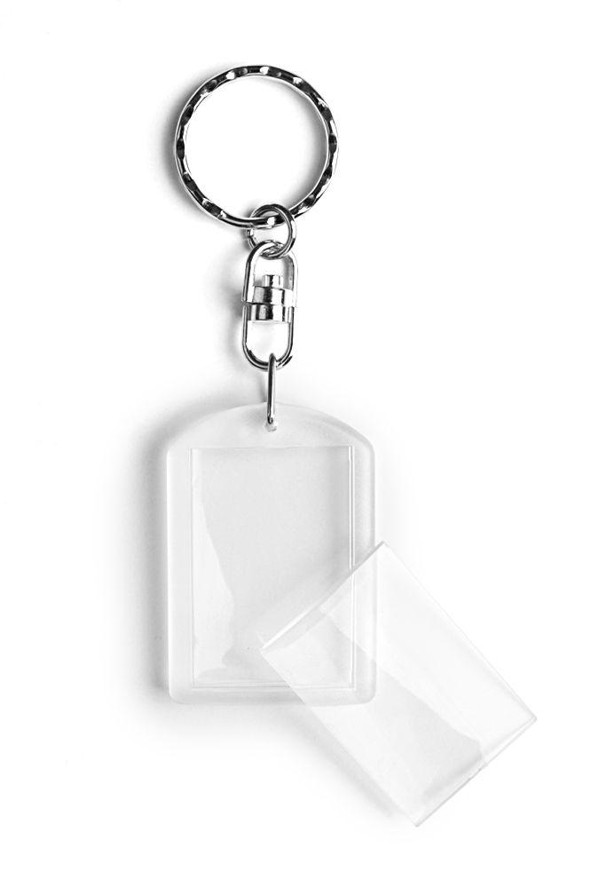 04. Kulcstartó (36x24mm) - forgókarikával