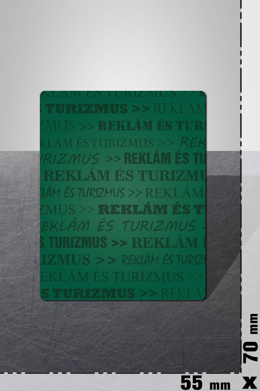 80.2. Reklám hűtőmágnes (55x70mm)